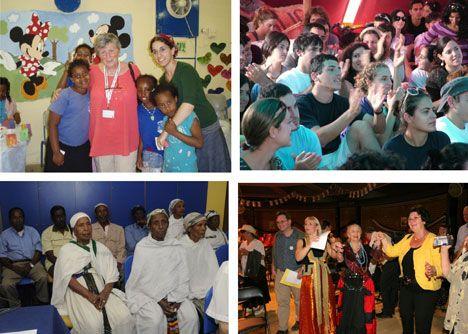 Bilder fra tidligere Israel-tur.