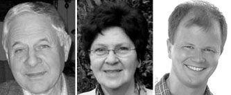 Reiseledere: Torbjørn Ekroll, Ida Husveg og Conrad Myrland