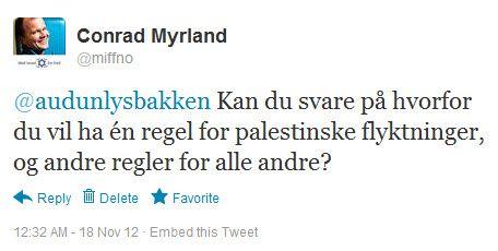 Spørsmålet som Audun Lysbakken (SV) foreløpig ikke har besvart.