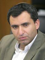 Viseutenriksminister Ze'ev Elkin (Foto: Wikipedia)