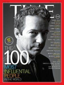 Republikanernes ledestjerne Rand Paul pryder en av de sju ulike forsidene til det siste Time-nummeret. (Foto: Time Magazine)