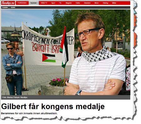 Skjermdump fra Nordlys.no mandag 6. mai 2013.