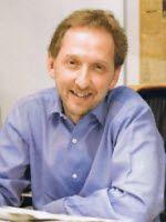 David Horovitz, grunnlegger av og sjefsredaktør i Times of Israel (Foto: davidhorovitz.com)