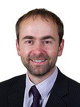 Øyvind Håbrekke, 1. kandidat for KrF i Sør-Trøndelag.