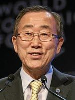 FNs generalsekretær Ban Ki-moon (Foto: Wikimedia Commons)