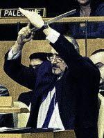 Syrias FN-ambassadør Bashar Ja'afari (Foto: Wikimedia Commons)