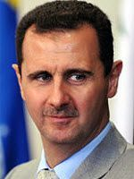 Syria-president Bashar Assad (Foto: Wikimedia Commons)