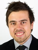Christopher Wand, 4. kandidat for Høyre i Buskerud.