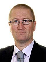 Geir Jørgen Bekkevold, 1. kandidat for KrF i Telemark.
