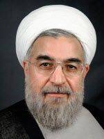 Irans president Hassan Rouhani (Foto: Wikimedia Commons)