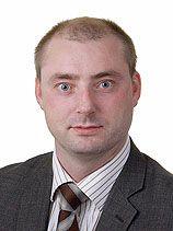 Robert Eriksson, 1. kandidat for FrP i Nord-Trøndelag.