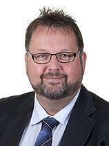 Svein Harberg, 1. kandidat for Høyre i Aust-Agder.