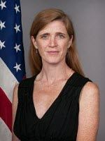 USAs FN-ambassadør Samantha Power (Foto: Wikimedia Commons)