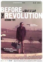 """Filmplakaten til """"Before the Revolution"""" (Foto: beforetherevolution.net)"""