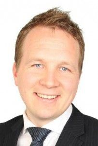 Filip Rygg, 3. kandidat for KrF i Hordaland.