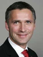 Jens Stoltenberg, 1. kandidat for Arbeiderpartiet i Oslo.