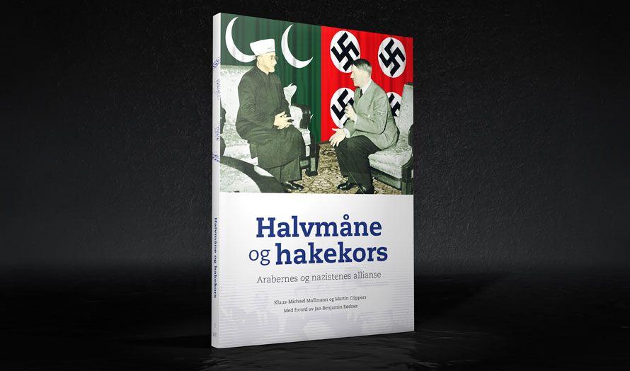 Bestill MIFFs nye bok Halvmåne og hakekors. Kun kr. 298,-