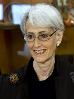 USAs viseutenriksminister Wendy Sherman (Foto: UN Photo Geneva, flickr.com)