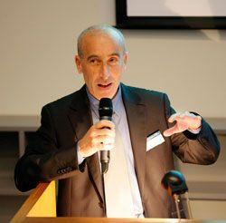 Michael Lotem er spesialutsending for energi fra det israelske Utenriksdepartementet. (Foto: Tor-Bjørn Nordgaard)