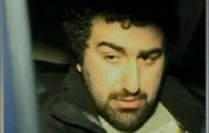 Den terrormistenkte Quds-soldaten Hasan Faraji (Foto: Skjermdump fra Kanal 10)