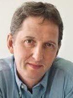 Times of Israels grunnlegger og sjefsredaktør David Horovitz. (Foto: TimesofIsrael.com)