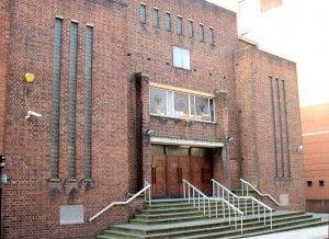 Den reformjødiske synagogen i sentrum av Manchester i Nord-England. (Foto: mcr-reform.org.uk)