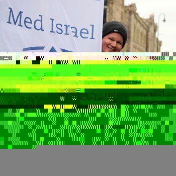 MIFF kjemper i front i Norge for å motarbeide alle boikottkampanjene mot Israel. Klikk her for å støtte oss i kampen!
