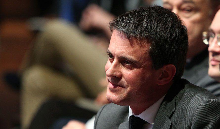 Frankrikes statsminister Manuel Valls. (Foto: Philippe Grangeaud, flickr.com)