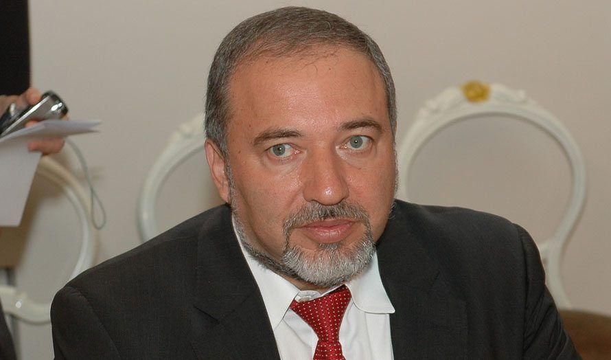 Avigdor Lieberman. (Foto: Wikimedia Commons)