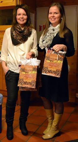 Haldis Kleppe Akselsen og Inger Braut Malmin. (Foto: Privat)