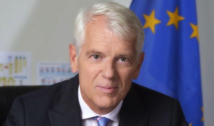 EUs representant i Israel, Lars Faaborg-Andersen. (Foto: EUs representasjon i Israel)
