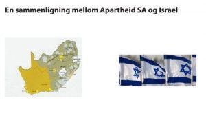 """Se presentasjonen til Conrad Myrlands foredrag """"Apartheid-løgnen og andre falske bilder av Israel""""."""