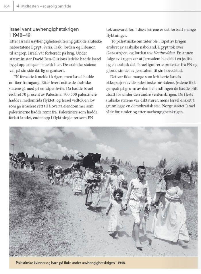 Faksmile av side 164 i boken Kosmos.
