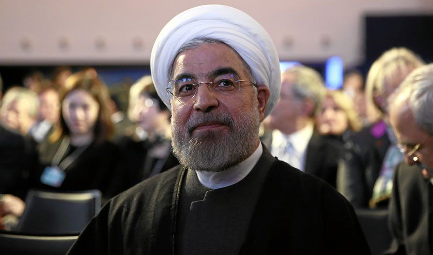 Irans president Hassan Rouhani. (Foto: World Economic Forum / Flickr.com)