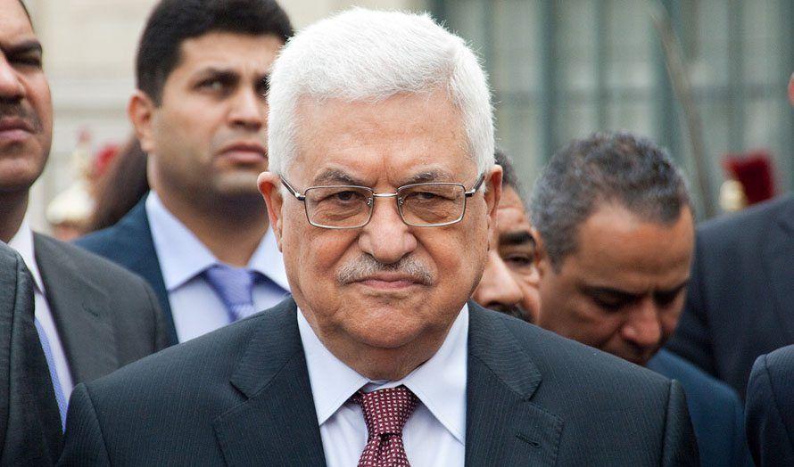 De palestinske selvstyremyndighetenes president Mahmoud Abbas. (Foto: Olivier Pacteu / Flickr.com)