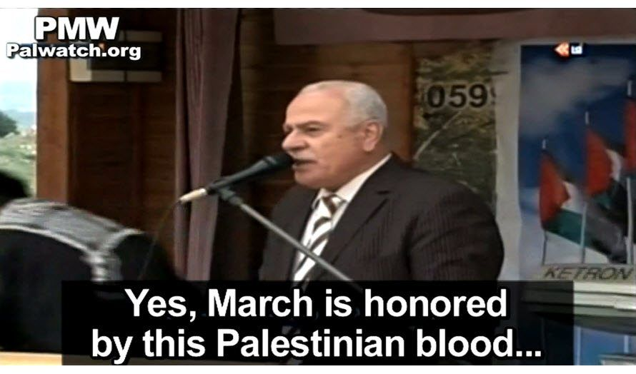 Sultan Abu Al-Einein, rådgiver til Mahmoud Abbas og medlem av Fatahs sentralkomité.