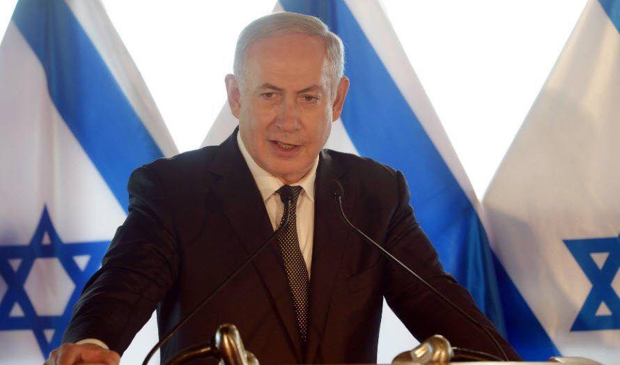 Statsminister Benjamin Netanyahu presenterte avtalen med Tyrkia 27. juni 2016. (Foto: Ofir Gendelman, PMO)