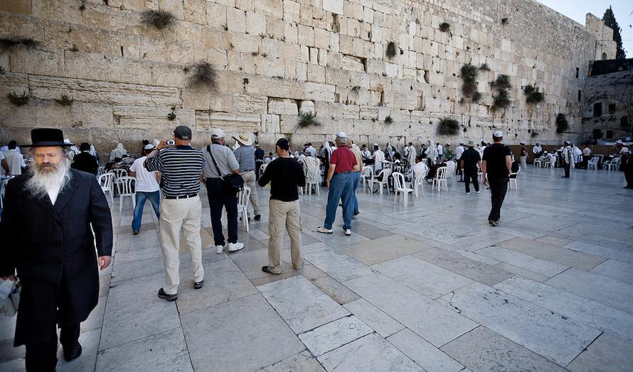 - Ingen har større tilknyting til Jerusalem enn jødene, sier Israels FN-ambassadør. (Foto: Daniel Weber)