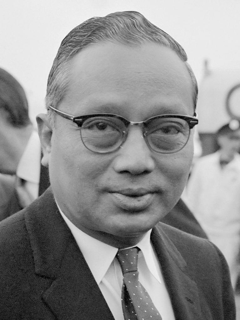 FNs generalsekretær i 1967, U Thant fra Burma (Foto: Wikipedia Commons)