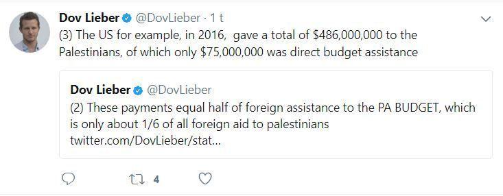 Dov Lieber beklager. (Foto: Twitter)