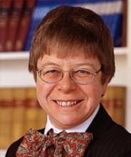 Britiske Eleanor Sharpston. (Foto: University of Cambridge)