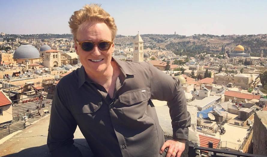 O'Brien skal besøke store deler av Israel. Her fra Jerusalem. (Foto: Facebook)