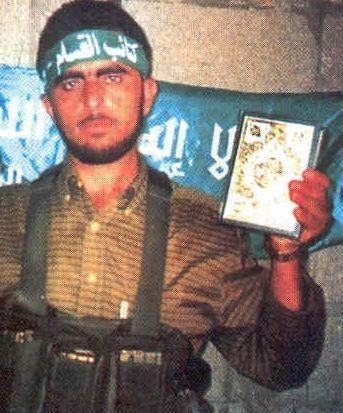 Terroristen Izz Al-Din-Al-Masri. (Foto: The Malki Foundation)