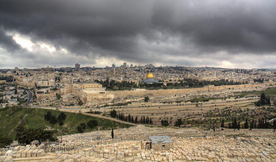 Mange ønsker å besøke Israel og Jerusalem i påsken. (Foto: Israeltourism/Flickr)